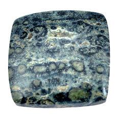 Natural 31.30cts kambaba jasper green 24x24 mm octagan loose gemstone s9340