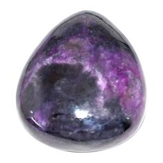 Natural 29.15cts sugilite purple cabochon 25x21 mm fancy loose gemstone s9594