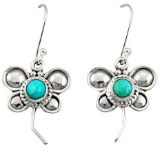 izona mohave turquoise 925 silver butterfly earrings d35052