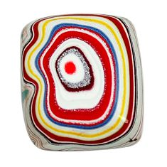 6.30cts fordite detroit agate cabochon 16x13.5 mm octagan loose gemstone s13443