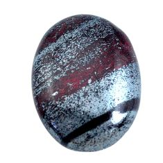 Natural 24.45cts ancestralite cabochon 25x19 mm oval loose gemstone s10885