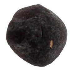 Natural 11.25cts chintamani saffordite brown 13.5x13.5 mm loose gemstone s14993