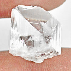 Natural 19.45cts danburite rough white rough 18x15mm fancy loose gemstone s13547
