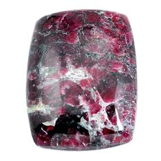 Natural 24.45cts eudialyte pink cabochon 24x18 mm octagan loose gemstone s11284