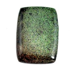 Natural 13.40cts honduran matrix opal black 26x18 mm loose gemstone s13207
