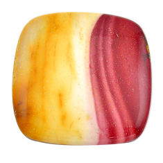 Natural 33.35cts mookaite brown cabochon 28.5x28mm octagan loose gemstone s14957