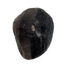 Natural 8.10cts chintamani saffordite brown 15x12 mm fancy loose gemstone s15759