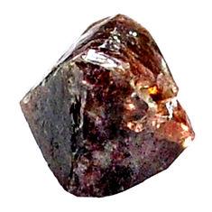 Natural 5.10cts anatase crystal grey cabochon 8x6 mm fancy loose gemstone s20100