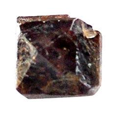 Natural 6.30cts anatase crystal grey cabochon 9x7 mm fancy loose gemstone s20099