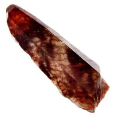 Natural 59.20cts angel phantom quartz rough 55x17.5 mm loose gemstone s19915