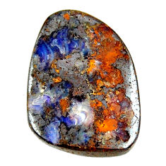 boulder opal brown cabochon 22.5x17 mm loose gemstone s16299