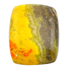 Natural 20.05cts bumble bee australian jasper 20x15 mm loose gemstone s22831