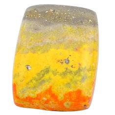 Natural 19.45cts bumble bee australian jasper 20x15 mm loose gemstone s22837