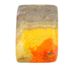 Natural 18.10cts bumble bee australian jasper 21x14 mm loose gemstone s22840