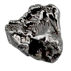 Natural 13.45cts campo del cielo (meteorite) 13x12mm fancy loose gemstone s18841