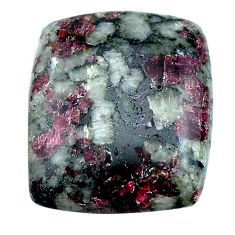 Natural 24.45cts eudialyte pink cabochon 24x21 mm octagan loose gemstone s22904