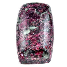 Natural 29.15cts eudialyte pink cabochon 27x15.5mm octagan loose gemstone s23612