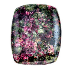Natural 28.45cts eudialyte pink cabochon 29x22 mm octagan loose gemstone s23601