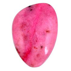 Natural 16.30cts petalite pink cabochon 27x18 mm fancy loose gemstone s19868