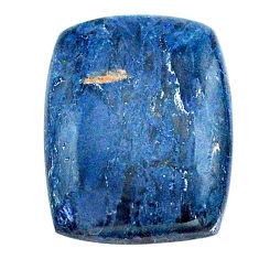 Natural 8.40cts rhodusite blue cabochon 17x13 mm octagan loose gemstone s23429