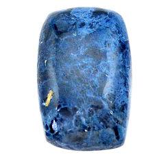Natural 11.25cts rhodusite blue cabochon 19x12 mm octagan loose gemstone s23422