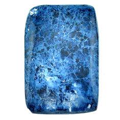 Natural 14.15cts rhodusite cabochon 26x17 mm octagan loose gemstone s23420