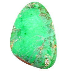 Natural 21.05cts variscite green cabochon 29x18 mm fancy loose gemstone s22973