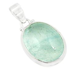 925 sterling silver natural cabs untreated blue topaz pendant jewelry m34028