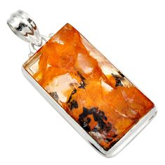 l marcasite in quartz 925 sterling silver pendant jewelry d42425